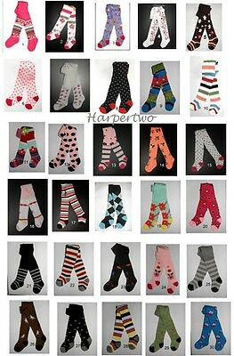 BNWT Baby girl boy tights  0-6-12-24 months 2-3 years 30 designs