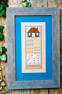 GRANDMA'S HOUSE || Cross Stitch Pattern || HATCHED & PATCHED
