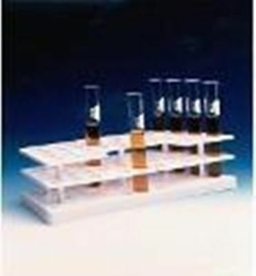 2 Autoclavable 3-Tier Test Tube Racks / Supports for 14mm -17mm Tubes (#209)