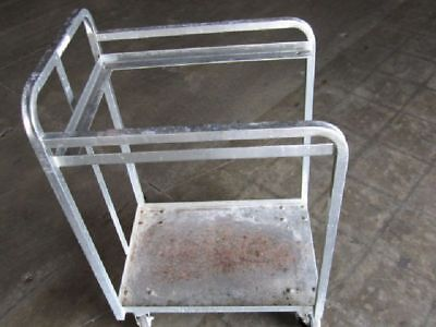 Metal Utility Cart - Reduced 30% - Must Sell! Send Any Any Offer!