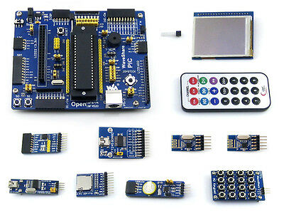 [Open16F877A Package A] PIC PIC16F PIC16F877A Evaluation Development Board Tools