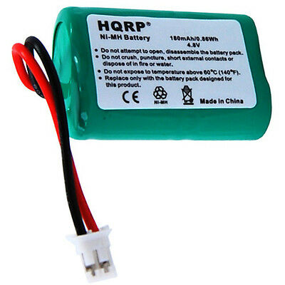 HQRP Battery for SportDOG SDT00-11907 MH120AAAL4GC (DC-17) Dog Collar Receiver