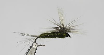 Trout Wet Flies Fly Fishing Flies US Veteran Owned 60 Mayfly B  Fly Box