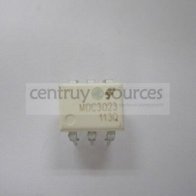 5Pcs Moc3023 Moc 3023 Optocoupler Triac-Out 6-Dip