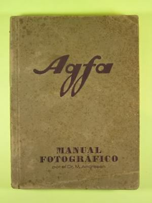 Manual Fotográfico AGFA