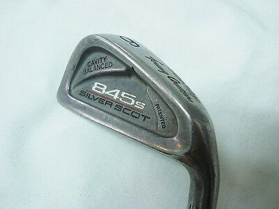 Nice Tommy Armour 845s 6 iron Tommy Armour Tour Step steel shaft stiff flex