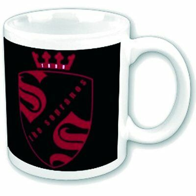 The Sopranos Family Crest Badge Logo Coffee Gift Mug Boxed Official Fan TV Show