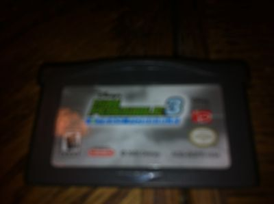 DISNEY KIM POSSIBLE 3: TEAM POSSIBLE GAME BOY ADVANCE GBA DS VG SHAPE & TESTED