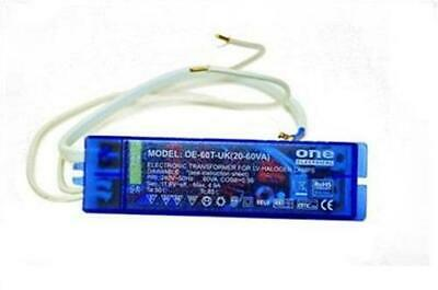 100 x 12V 60VA Low Voltage Dimmable  Transformer