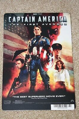 Collectible Captain America: The First Avenger Mini Poster