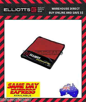 Elliotts Red ArcSafe Welding Safety Screen Category C3 1800mm x 1800mm