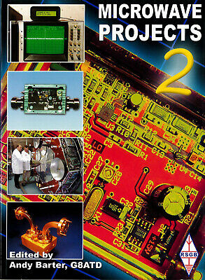 Microwave Project 2 - NEW! - HAM RADIO BOOK - FREE P&P!
