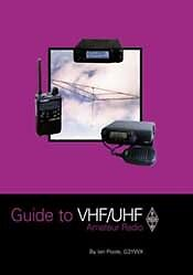 Your Guide to VHF/UHF Amateur Radio - Ham Radio Book!