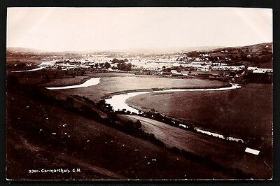 Carmarthen by Photochrom # 9301.