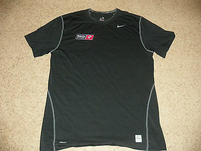 Nike Men's Pro Fitted Short Sleeve Crewneck Shirt Brand New