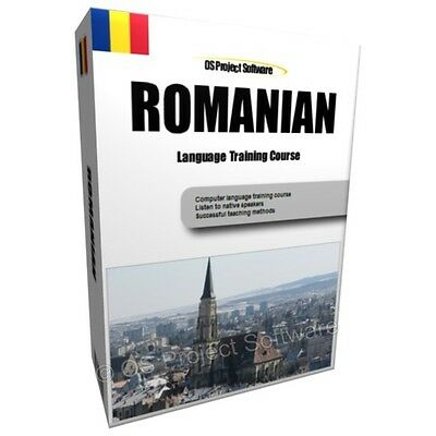 Learn To Speak Romanian Language Training Course Pc Dvd New