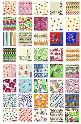 Emma Bridgewater lunch napkins all designs you choose the ones you want paper