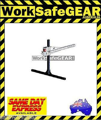 Work Safe Davit Vehicle Hitch Mount Attachment