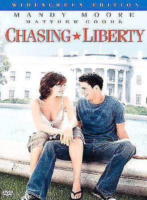 Chasing Liberty (DVD) WS Mandy Moore, Jeremy Piven