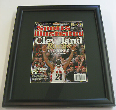 Picture Frame for a Magazine / Sports Illustrated Mag