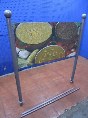 Soup Sign For Buffet Restaurant Deli - Must Sell! Send Any Any Offer!