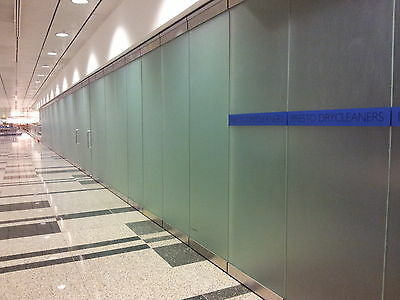 50cm x 3M Clear Sand blast Frosted Frosting Window Film Privacy Frost Glass