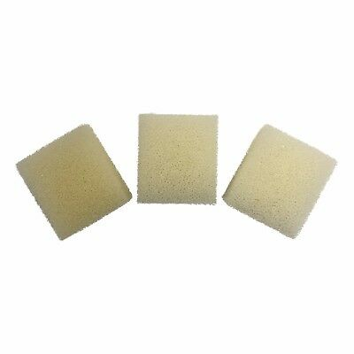 3 x INTERPET PF MINI REPLACEMENT FOAMS Interpet PF Internal Filter