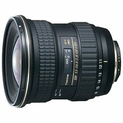 Kenko Digital SLR Only Tokina Lens AT-X 116 PRO DX for Canon 11-16mm F2.8