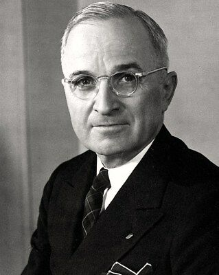 President Harry S. Truman 11 x 14 Poster Photo Picture #a1