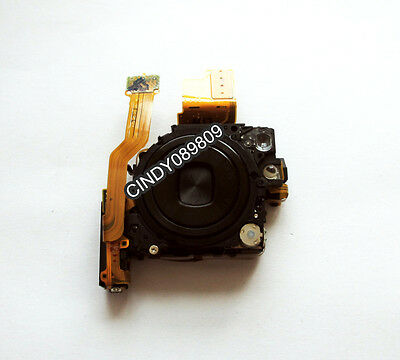 Lens Zoom Unit Part For Canon Powershot IXY210 SD780 IXUS100 IS with CCD Black