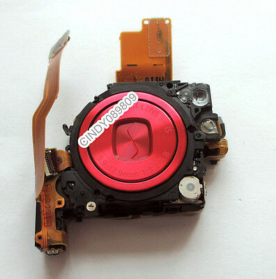 Lens Zoom Unit For CANON Powershot IXY210 SD780 IXUS100 IS with CCD Red