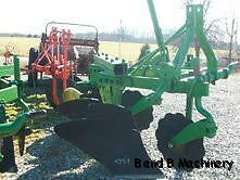 John Deere 2 Bottom Plow/Cultivator