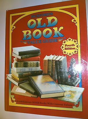 Book: Huxfords Old Book Value Guide