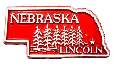 Nebraska Lincoln United States Magnet