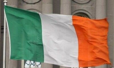 Giant Republic Of Ireland Irish Tri Colour Flag