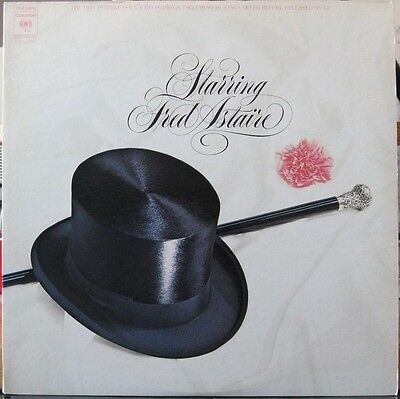 2LP Fred Astaire - The Brunswick Recordings 1935-38 - Top Hat / Shall We Dance