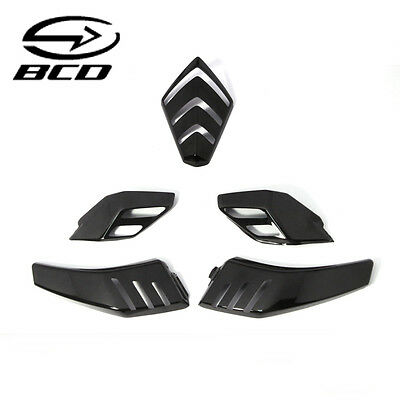 Cache feu clignotant BCD YAMAHA TMAX 530 T-MAX noir NEUF hide and fire fairing