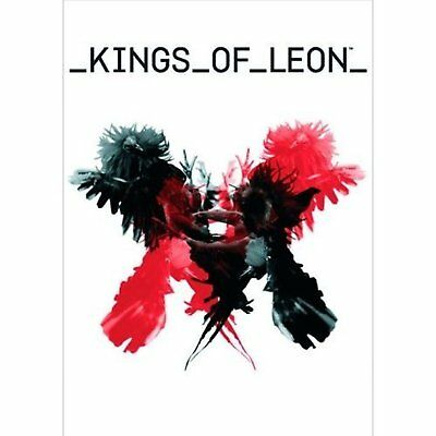 Kings Of Leon Only By The Night Postcard US Album Cover Official Merchandise