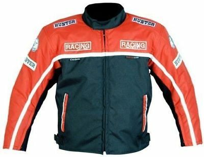 Kids motorcycle motorbike textile motocross jacket children's clothing