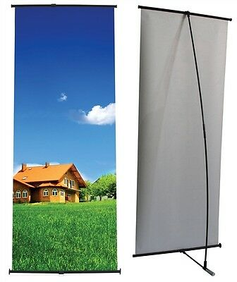 """L Banner Stand - 24"""" X 63"""""""