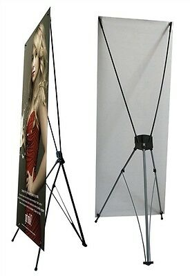 """X Banner Stand - 24"""" x 63"""""""