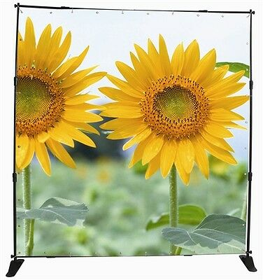 """Jumbo Banner Stand (Large Format Graphics) - 48"""" x 96"""""""