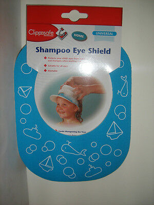 Kids Clippasafe Shampoo Eye Shield Suitable For All Ages