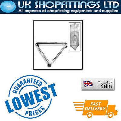 Gridwall Stand including 6ft x 2ft Mesh Panels - (New)