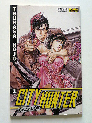 City Hunter Nº 1