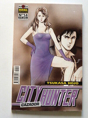 City Hunter Nº 14