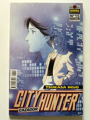 City Hunter Nº 15