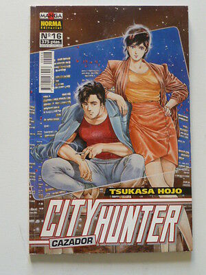 City Hunter Nº 16