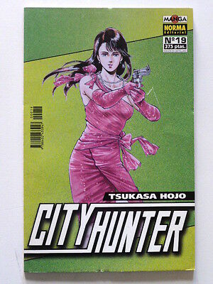 City Hunter Nº 19