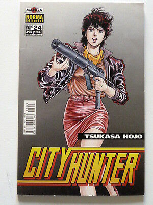 City Hunter Nº 24